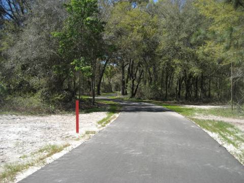 Marjorie Harris Carr Cross Florida Greenway, Landbridge