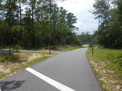 Marjorie Harris Carr Cross Florida Greenway, 49th St Trailhead