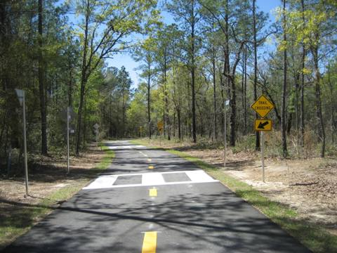 Marjorie Harris Carr Cross Florida Greenway, 49th Ave to CR200