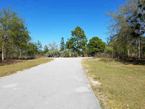 Marjorie Harris Carr Cross Florida Greenway, Baseline