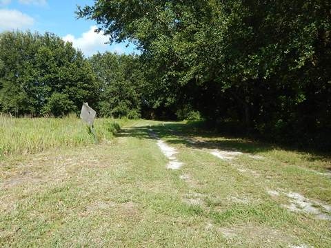 Marjorie Harris Carr Cross Florida Greenway, Pruitt Trailhead