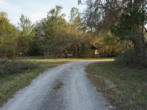 Seminole State Forest, eco-biking