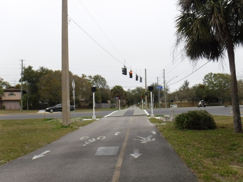 Florida Bike Trails, Pinellas Trail, Seminole