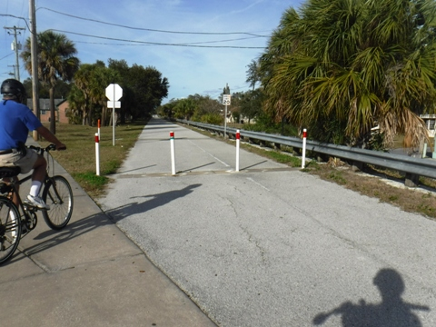 Florida Bike Trails, Pinellas Trail, clearwater