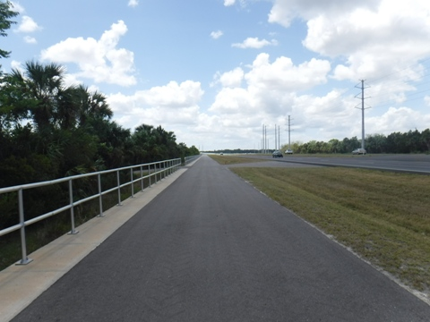 Orlando bike trails - SR415 Trail