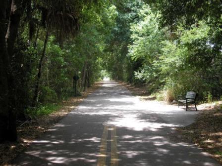 Orlando FL bike trails, Cady Way Trail