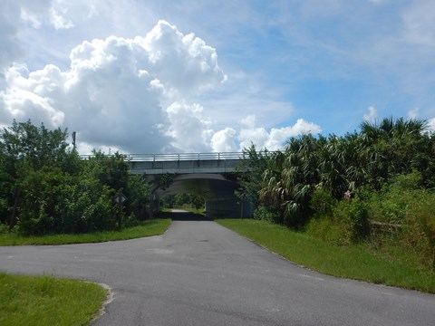 Brevard Zoo Linear Trail - Pinellas Causeway