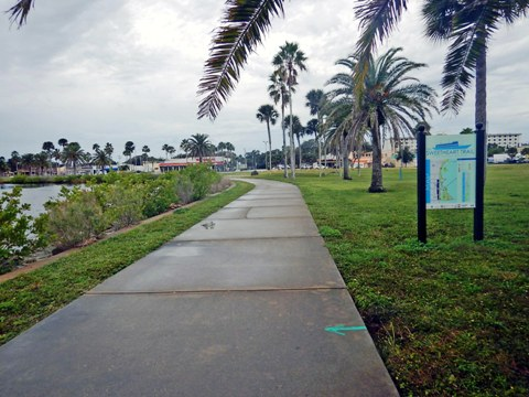 Sweetheart Trail, Daytona Beach