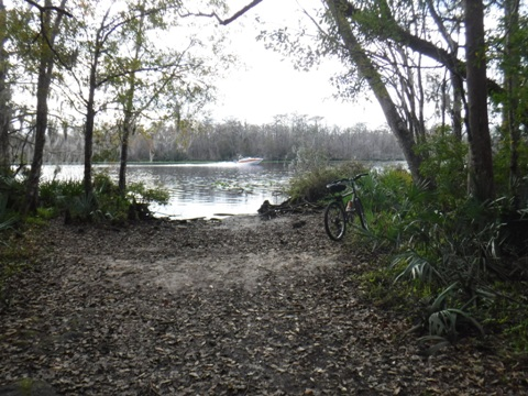 Florida Bike Trails, Black Creek Trail