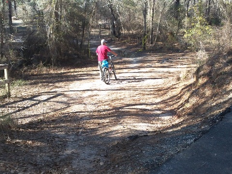 Florida Bike Trails, Four Freedoms Trail