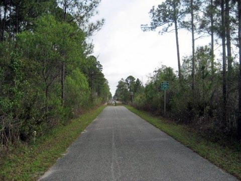 Florida Bike Trails, Palatka - St. Augustine State Trail