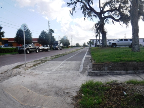 Florida Bike Trails, Palatka Urban Trail