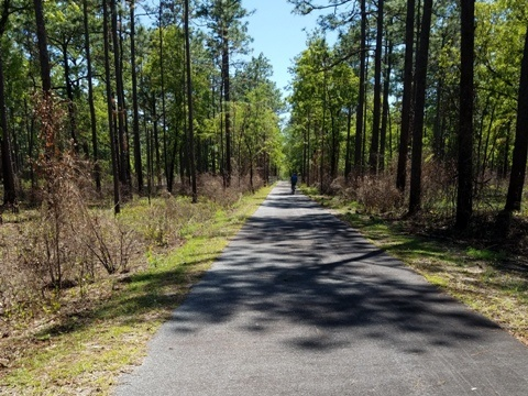 Florida Bike Trails, GF&A Trail