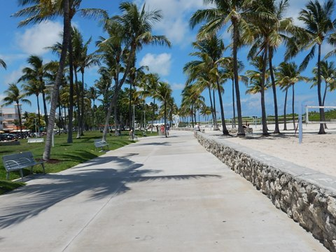 Miami Beach Walk, South Beach Trail