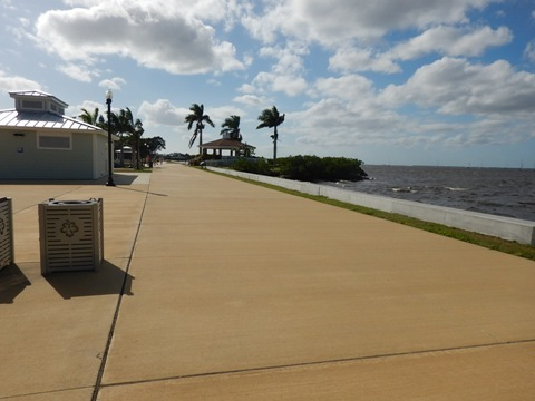 Florida Bike Trails, Punta Gorda Harborwalk