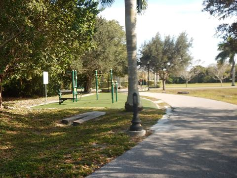 Florida Bike Trails, Punta Gorda Linear Trail