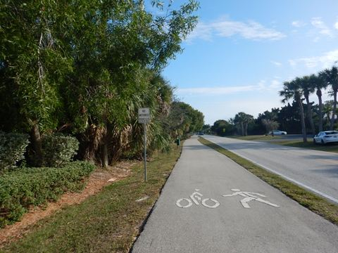 Florida Bike Trails, Punta Gorda Shreve Path