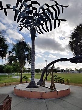 Punta Gorda Bike Trails, Pathways