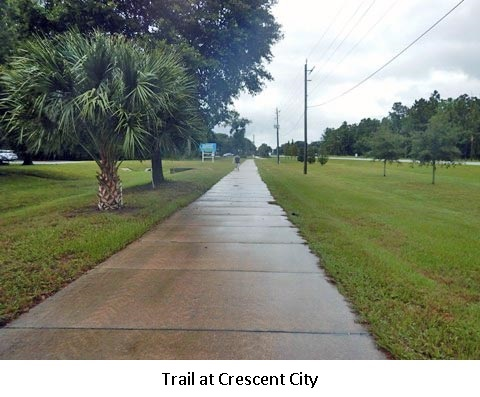 Crescent City Trail