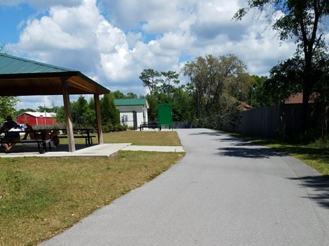 Upper Tampa Bay Trail - north