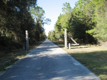 Van Fleet Trail - Polk City to Green Pont